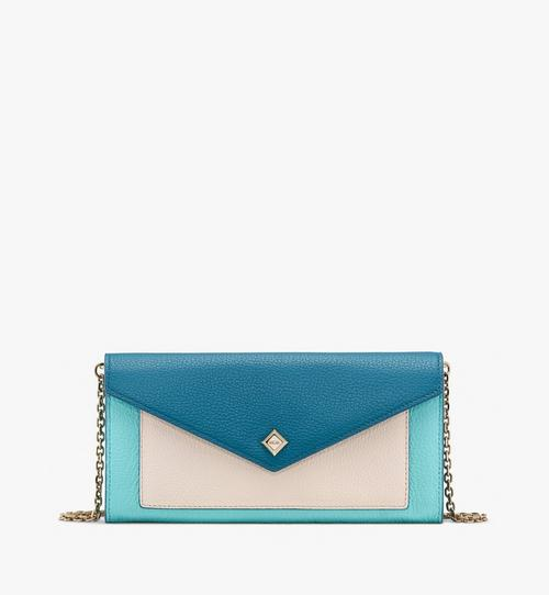 Love Letter Crossbody Wallet in Park Avenue Leather
