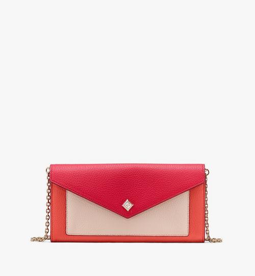 Love Letter Crossbody Wallet in Park Avenue Leather