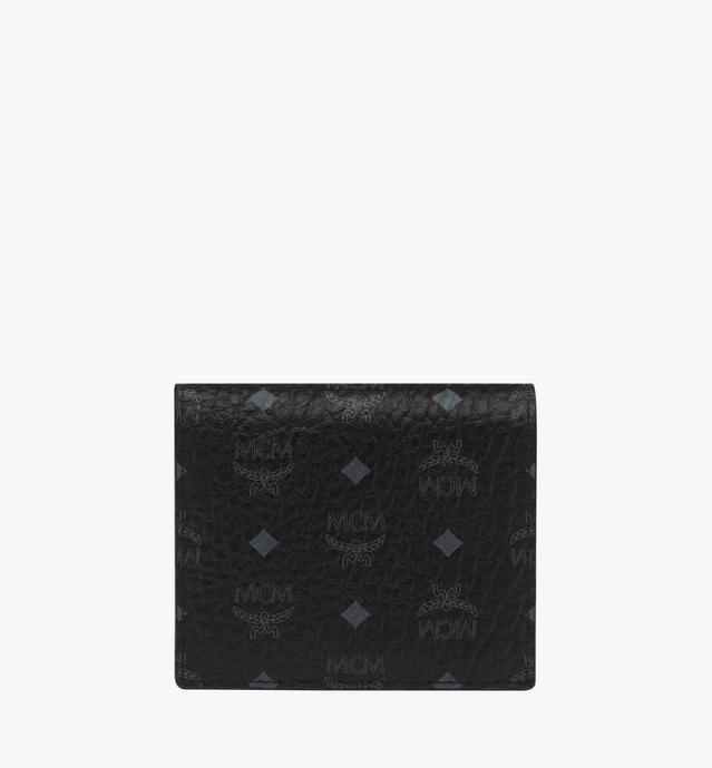 Color gefaltete Brieftasche in Visetos