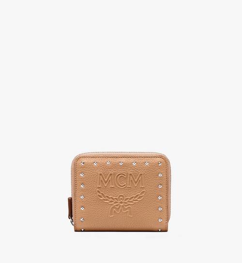 Chanswell Brieftasche aus Leder in Park Avenue mit Reissverschluss