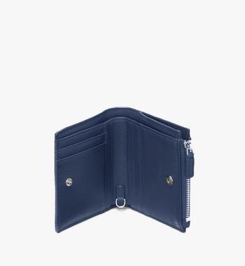 MCM Klara Two-Fold Wallet in Monogram Leather Alternate View 3