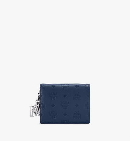 Klara Two-Fold Wallet in Monogram Leather
