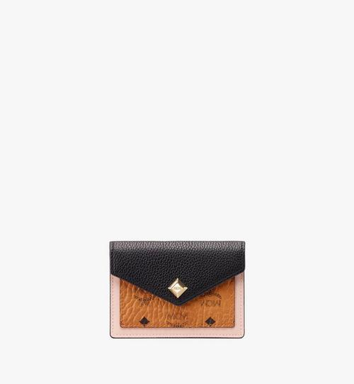 Love Letter Wallet in Colorblock Visetos