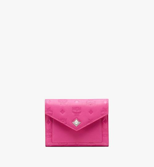 Love Letter Three-Fold Wallet in Monogram Leather