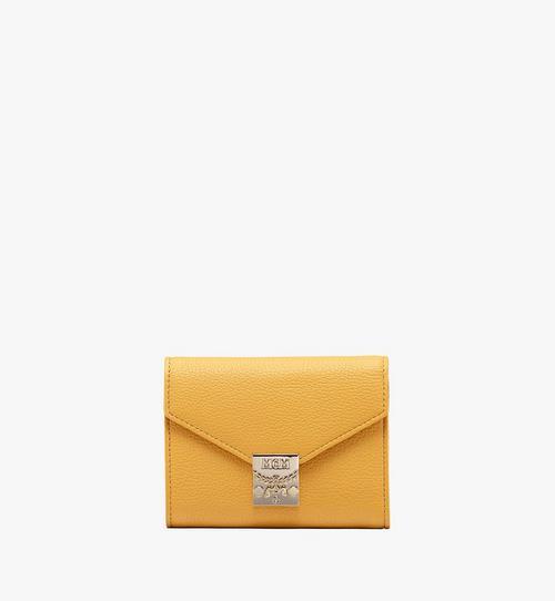Dreifach gefaltete Patricia Lederbrieftasche in Park Avenue