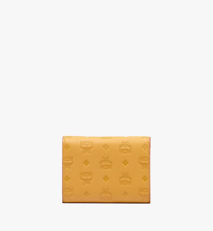 MCM Patricia Three-Fold Wallet in Monogram Leather  MYS9APA54YJ001 Alternate View 2