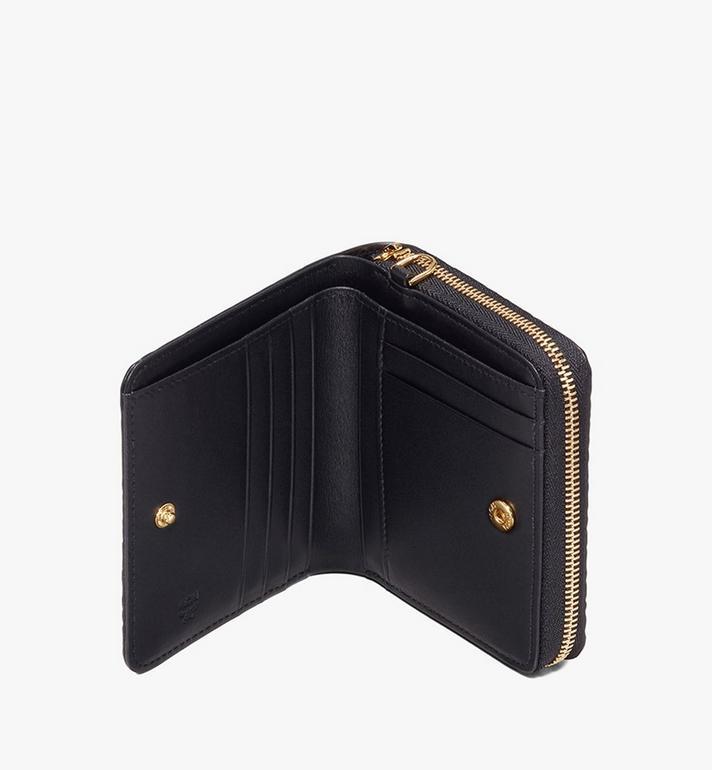 MCM Zip Wallet in Gradation Visetos  MYS9AVI46DG001 Alternate View 3