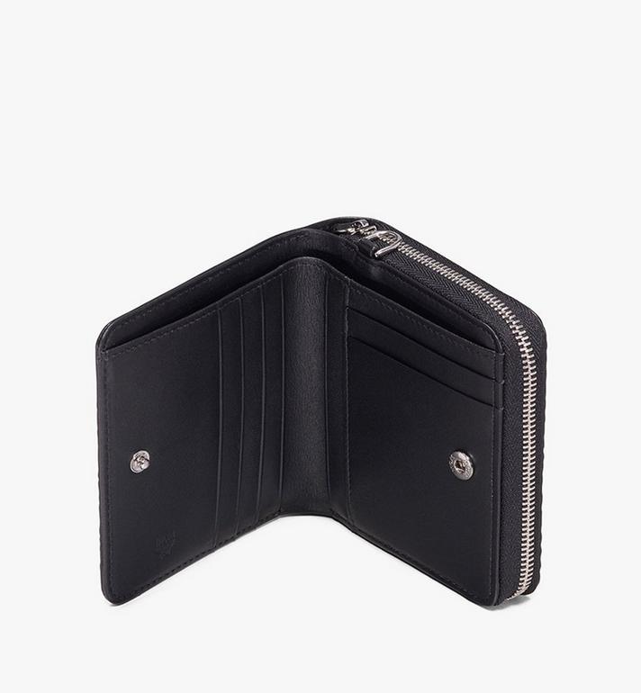 MCM Zip Wallet in Gradation Visetos  MYS9AVI46SV001 Alternate View 3
