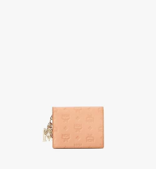 Klara Bifold Wallet in Monogram Leather