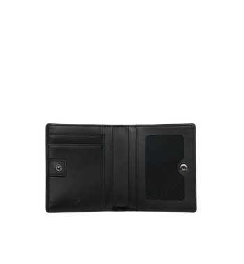 MCM Two Fold Flat Wallet in Skyoptic Visetos Alternate View 4
