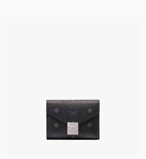 Patricia Trifold Wallet in Visetos
