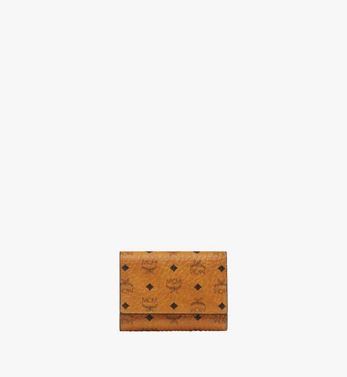 〈ヴィセトス オリジナル〉三つ折りウォレット