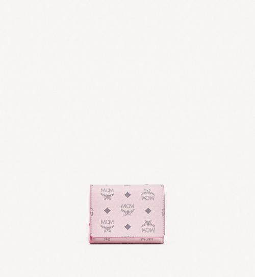 Dreifach gefaltete Brieftasche in Visetos Original