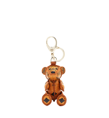 MCM Bear Animal Charm Alternate View