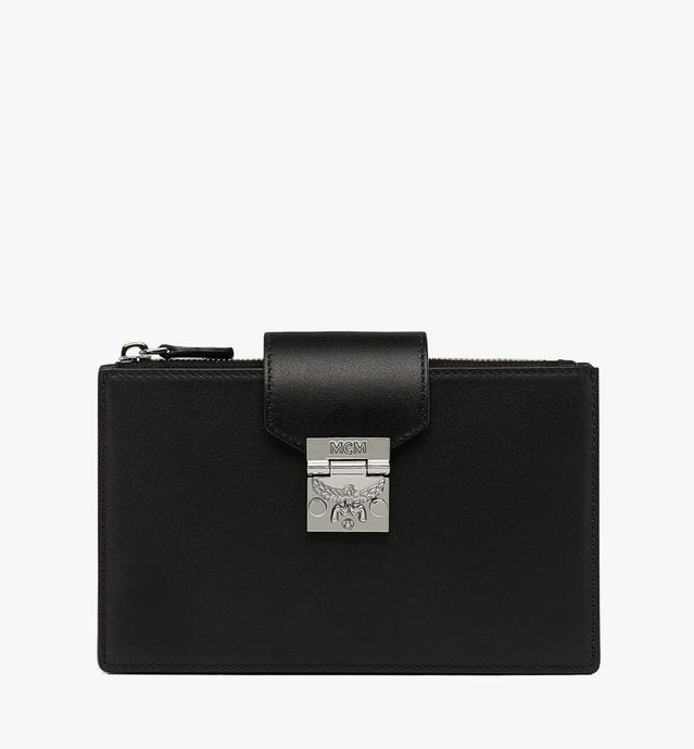 Patricia Chain Crossbody in Leather