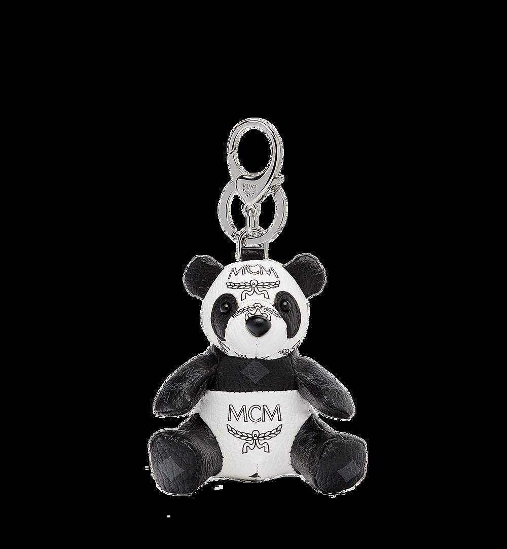 MCM 熊猫动物挂饰 White MYZ7SXA18WT001 更多视角 1