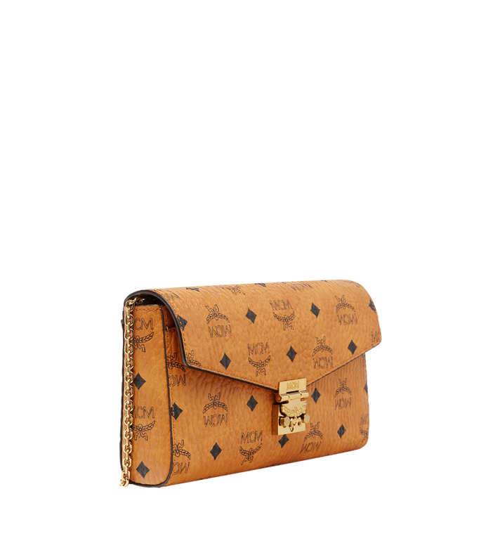 MCM Millie Flap Crossbody in Visetos MYZ8AME05CO001 AlternateView2
