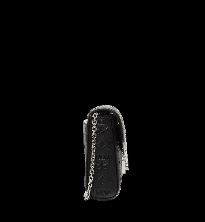 MCM Millie Flap Crossbody in Monogram Leather Alternate View 3