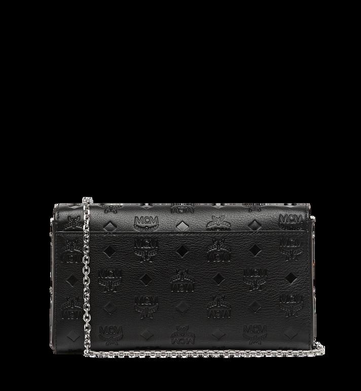 MCM Millie Flap Crossbody in Monogram Leather MYZ8AME12BK001 AlternateView4