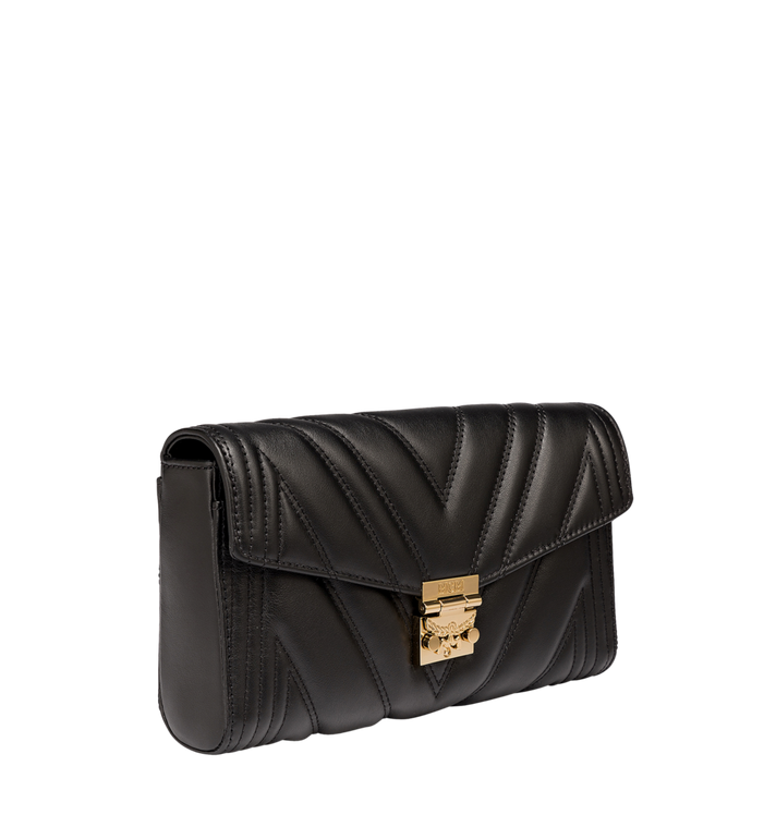 MCM Millie Flap Crossbody in Quilted Leather Alternate View 2