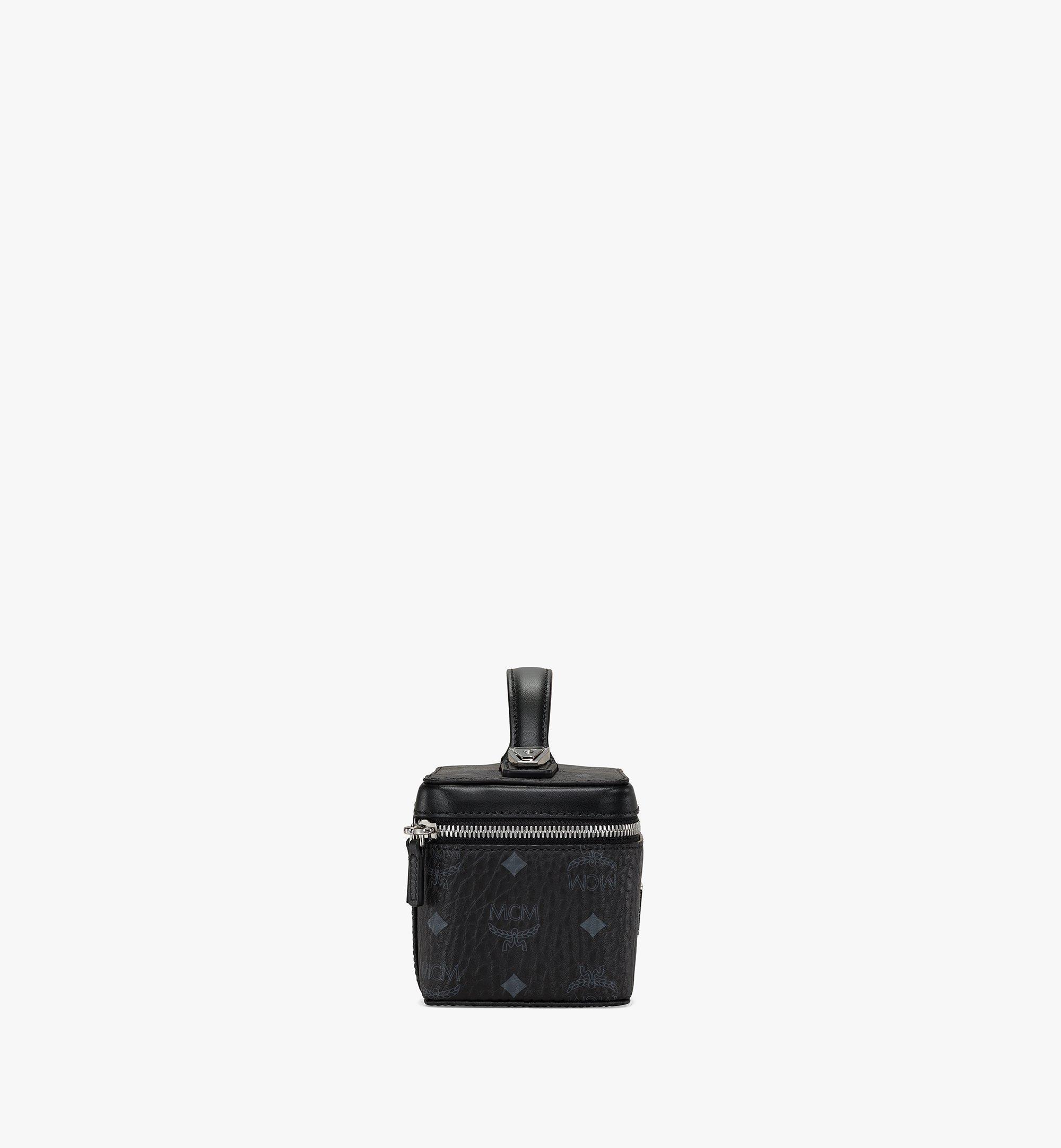 One Size Kosmetikkoffer Rockstar in Visetos Original Black