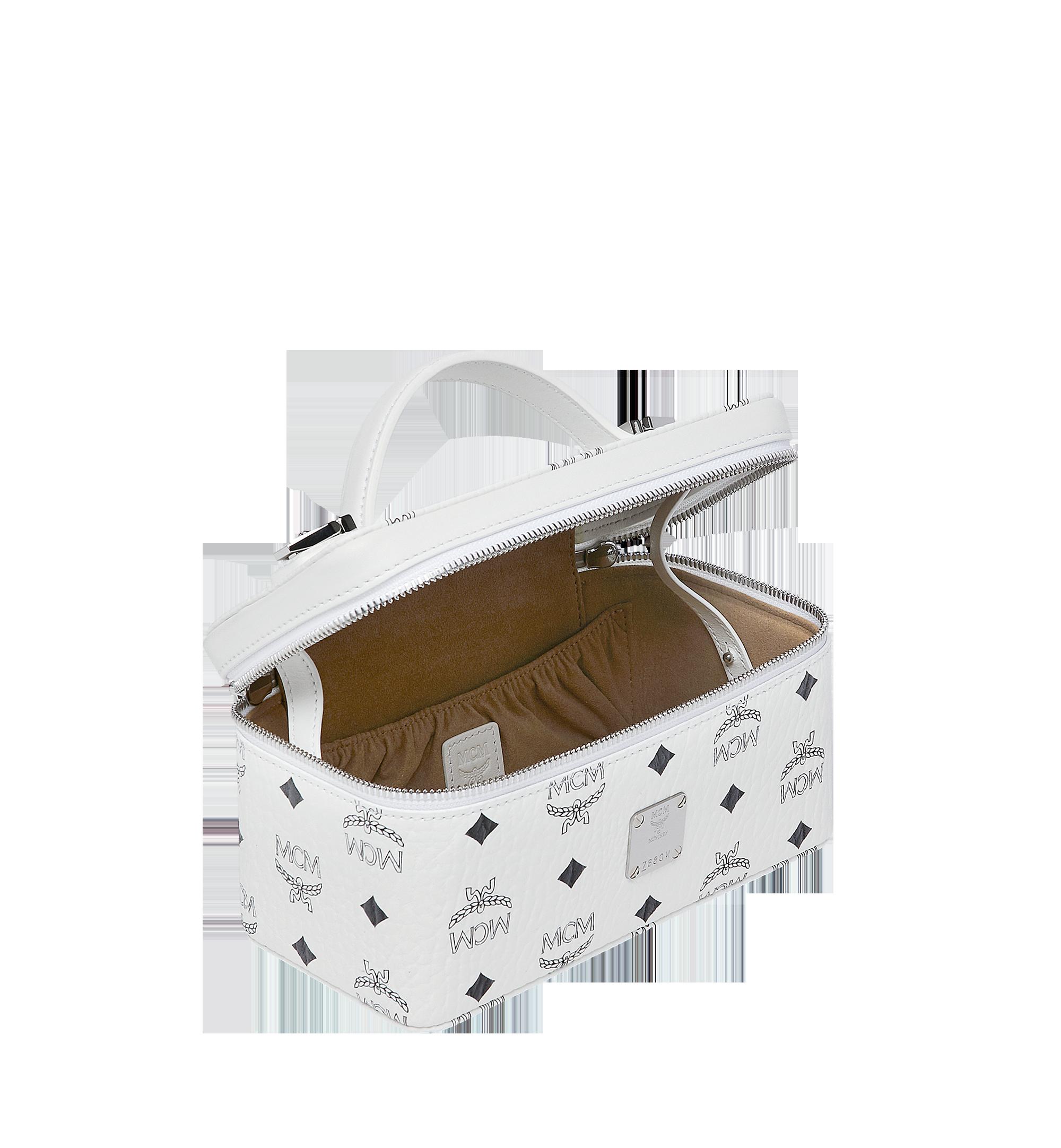 MCM Rockstar Visetos 原創化妝箱 White MYZ8AVI01WT001 更多視圖 4