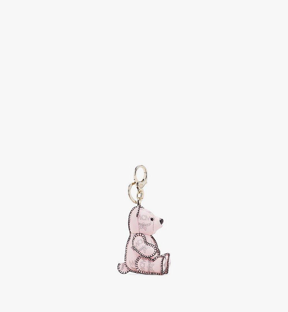 MCM MCM动物园系列小熊挂饰 Pink MYZ8AXL06QH001 更多视角 1