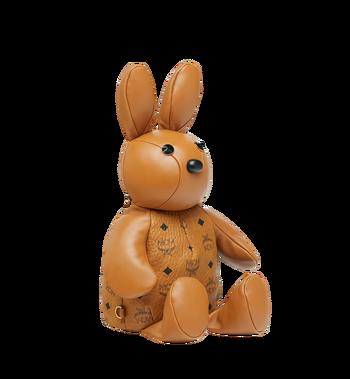 MCM MCM Zoo Rabbit Doll Backpack Alternate View 2