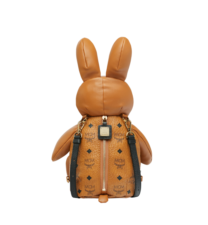 MCM MCM Zoo Rabbit Doll Backpack Alternate View 5
