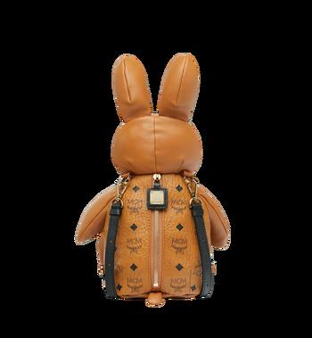 MCM MCM Zoo Rabbit Doll Backpack Alternate View 5
