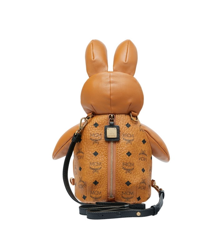 MCM MCM Zoo Rabbit Doll Backpack Alternate View 6