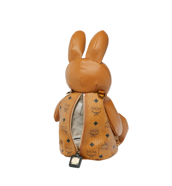 MCM MCM Zoo Rabbit Doll Backpack Alternate View 7