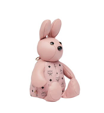 MCM MCM Zoo Rabbit Doll Backpack MYZ8AXL17PZ001 AlternateView2