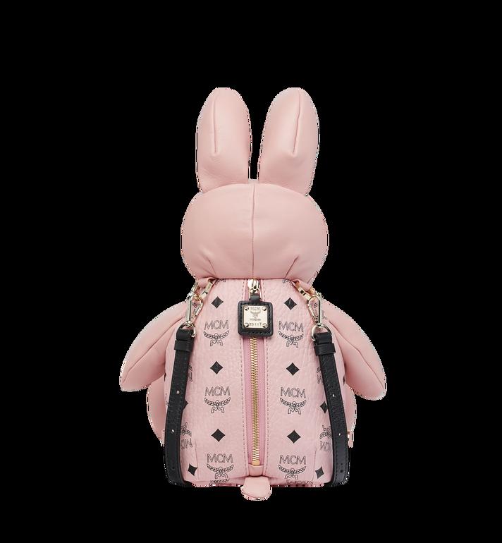 MCM MCM Zoo Rabbit Doll Backpack Alternate View 6