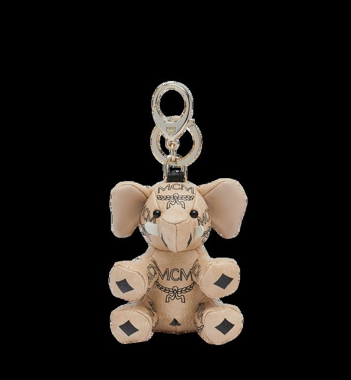MCM MCM Zoo Elephant Charm in Visetos Alternate View