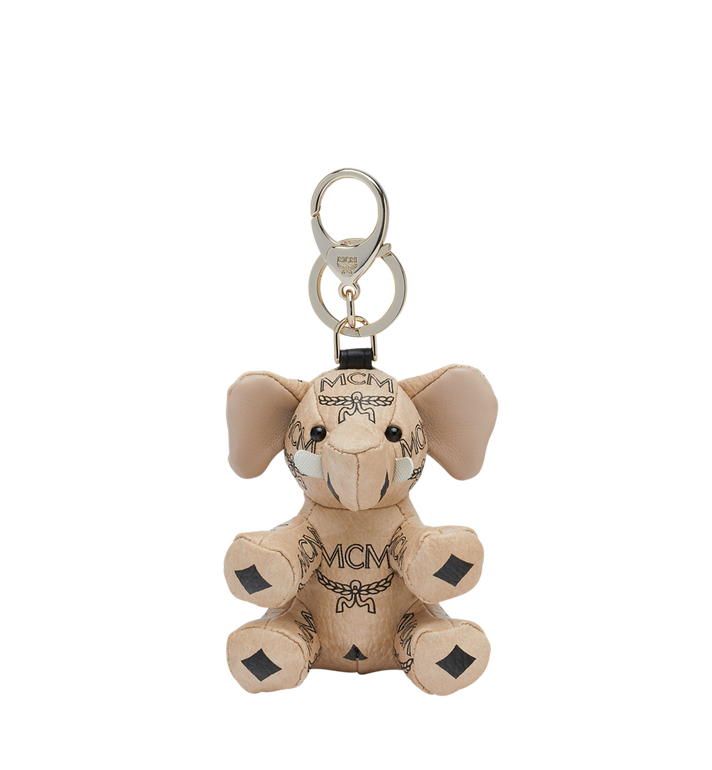 MCM MCM Zoo Elephant Charm in Visetos AlternateView