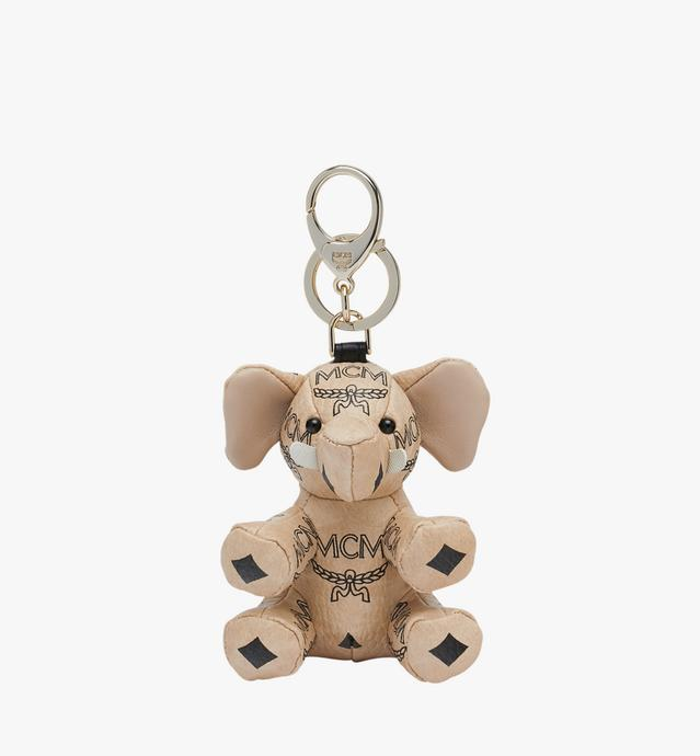 MCM Zoo Elephant Charm in Visetos 01846f539fda8