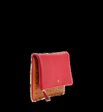 MCM Corina Crossbody Clutch in Visetos Block Leather MYZ8SCN02RE001 AlternateView2