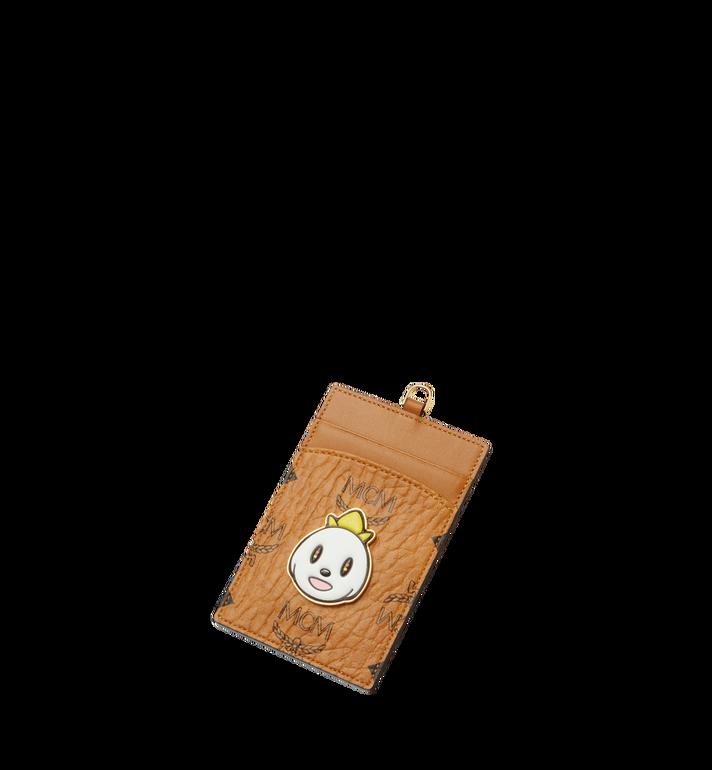 MCM MCM X 에디 강 러브리스 래니어드 ID 카드 케이스 MYZ8SOC49CO001 AlternateView4