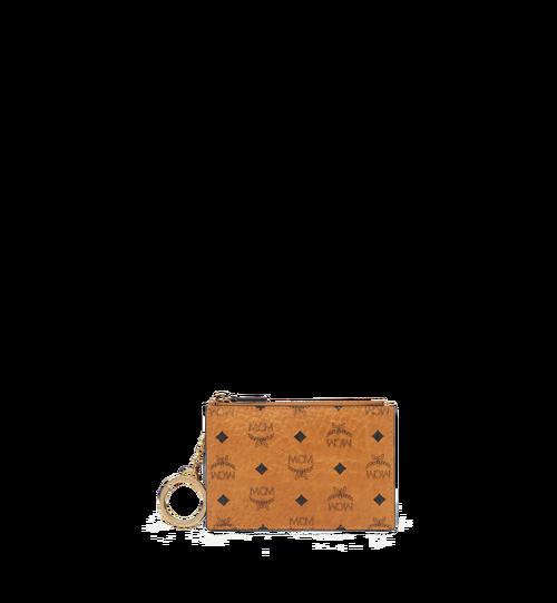 Pochette avec porte-clés en Visetos Original