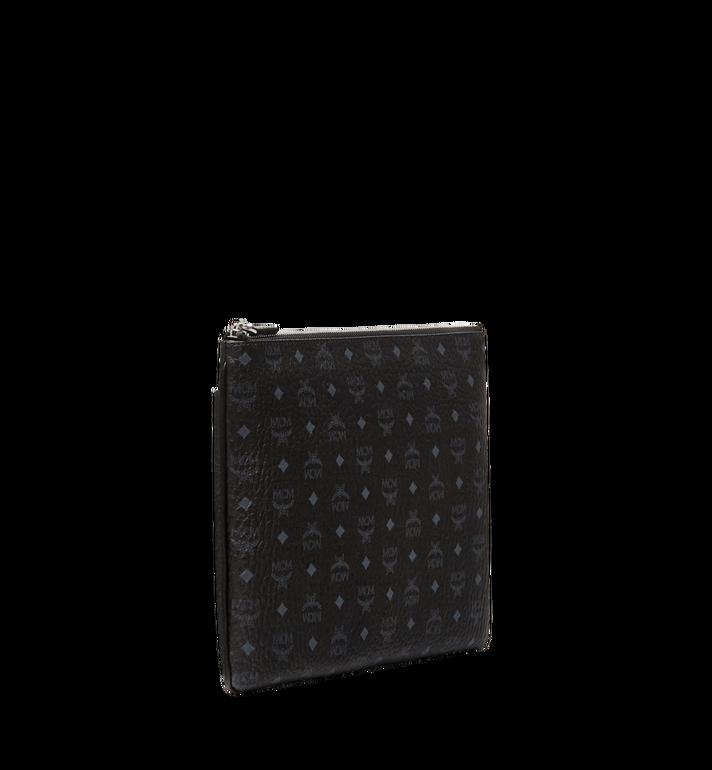 MCM Crossbody Pouch in Visetos Original Black MYZ8SVI20BK001 Alternate View 2