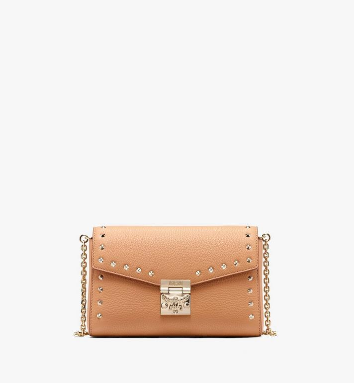 MCM Millie Crossbody in Studded Park Ave Leather Alternate View