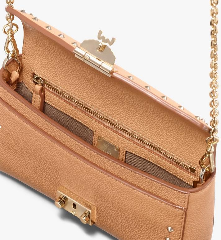 MCM Millie Crossbody in Studded Park Ave Leather  MYZ9AME15BC001 Alternate View 3