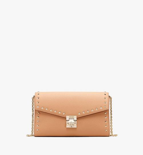 Millie Crossbody in Park Avenue Leather