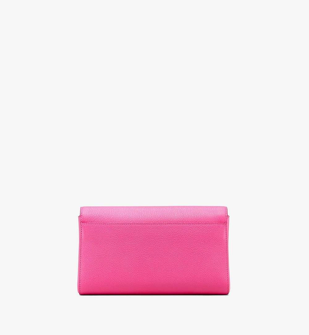 MCM Millie Crossbody in Park Avenue Leather Pink MYZ9AME50QS001 Alternate View 1