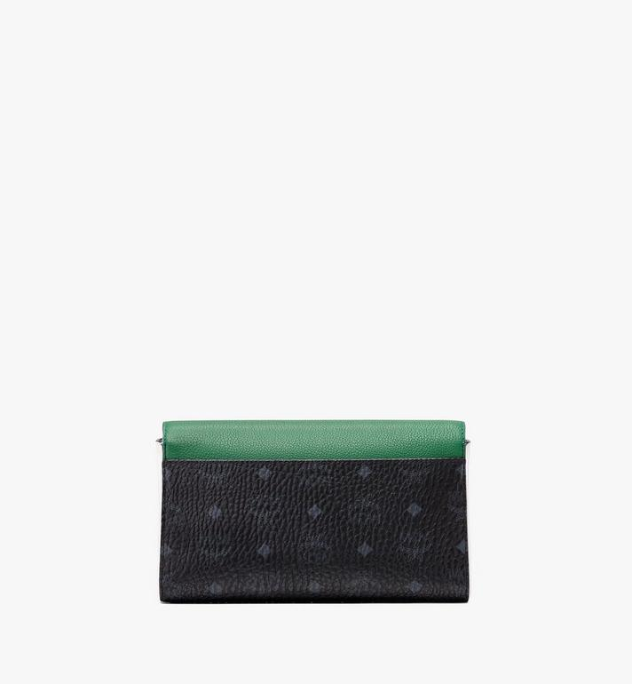 MCM Millie Crossbody in Color Block Leather Black MYZ9AME80BM001 Alternate View 2