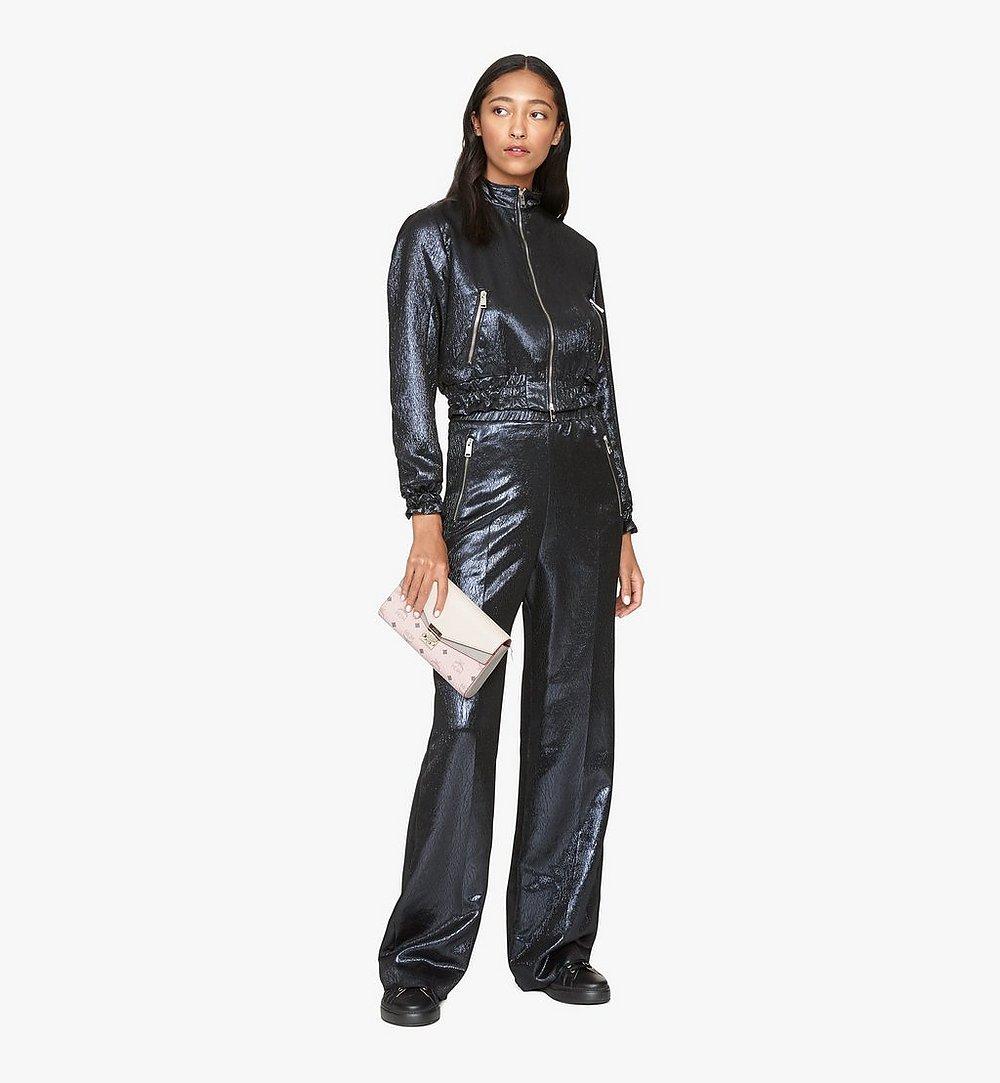 MCM Millie Crossbody in Color Block Leather Beige MYZ9AME80IH001 Alternate View 3