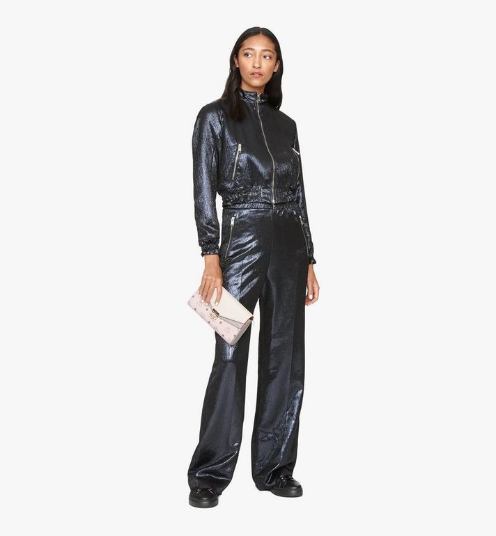 MCM Millie Crossbody in Color Block Leather Beige MYZ9AME80IH001 Alternate View 5