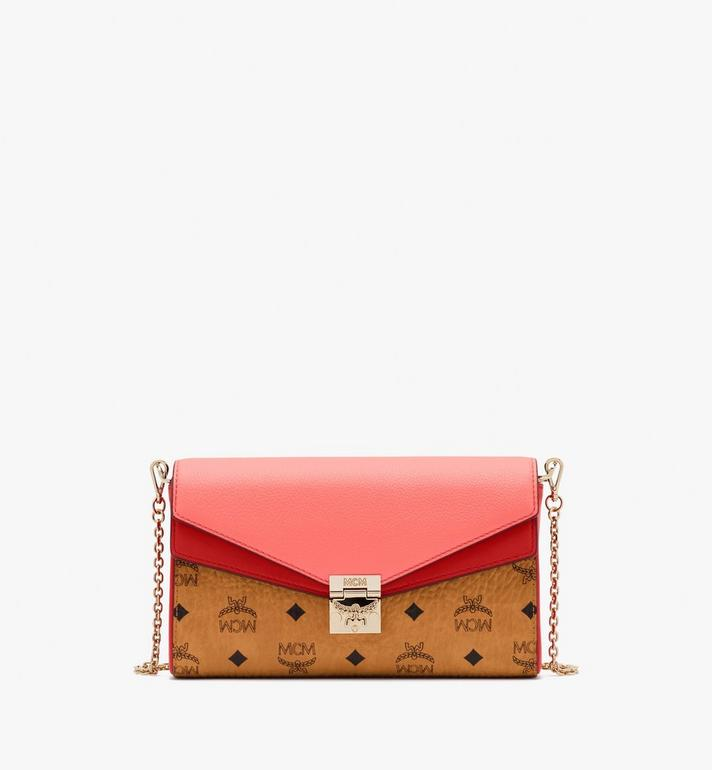 MCM Millie Crossbody-Tasche aus Colorblock-Leder Alternate View