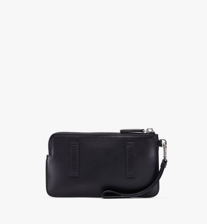 MCM Pop Rabbit Tech Pouch Black MYZ9APS03BK001 Alternate View 2